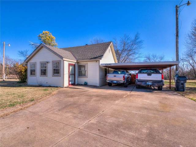 12641 SE 120th Street, Lexington, OK 73051 (MLS #940874) :: Homestead & Co
