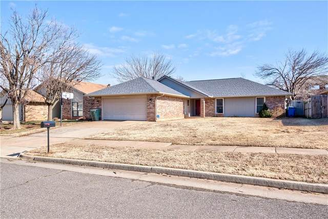2300 Sandy Creek Trail, Edmond, OK 73013 (MLS #940884) :: Erhardt Group at Keller Williams Mulinix OKC