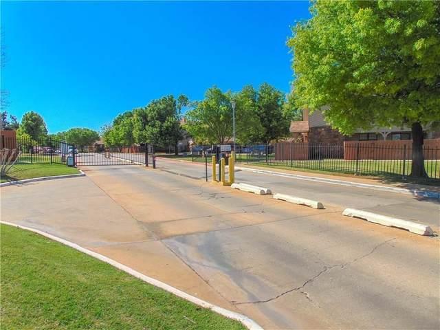 14309 N Pennsylvania Avenue 9G, Oklahoma City, OK 73134 (MLS #940890) :: The UB Home Team at Whittington Realty