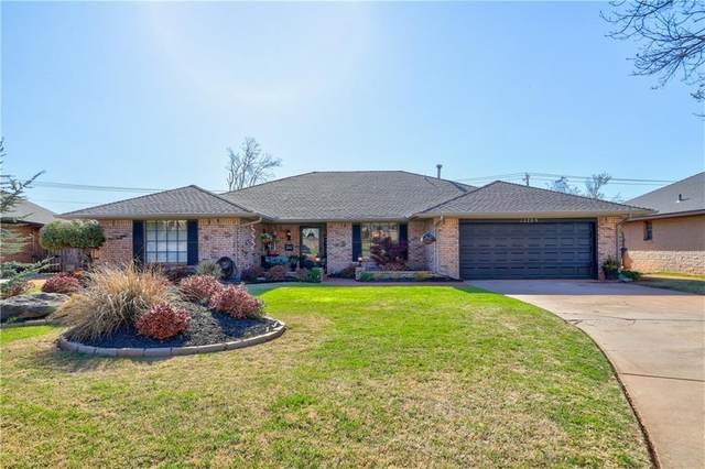 12709 Saint Christopher Drive, Oklahoma City, OK 73120 (MLS #940901) :: Homestead & Co