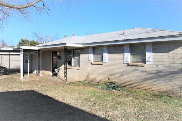 4310 Sunnylane Circle, Del City, OK 73115 (MLS #940929) :: Homestead & Co