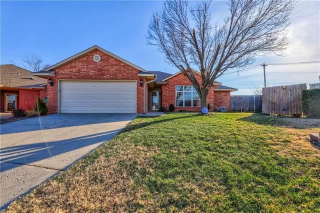 11101 Springhollow Court, Oklahoma City, OK 73120 (MLS #940943) :: Homestead & Co