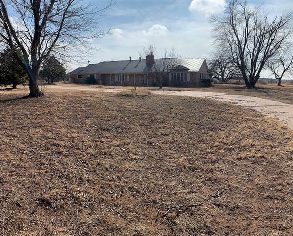 10193 County Road 1240 Road, Fort Cobb, OK 73038 (MLS #940948) :: Your H.O.M.E. Team