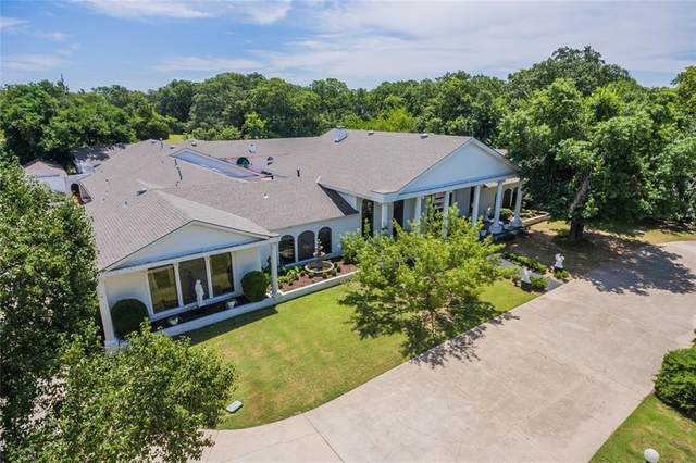 2550 E Overholser Drive, Oklahoma City, OK 73127 (MLS #940951) :: Homestead & Co