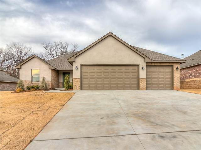 4117 Carmina Drive, Edmond, OK 73034 (MLS #940952) :: ClearPoint Realty