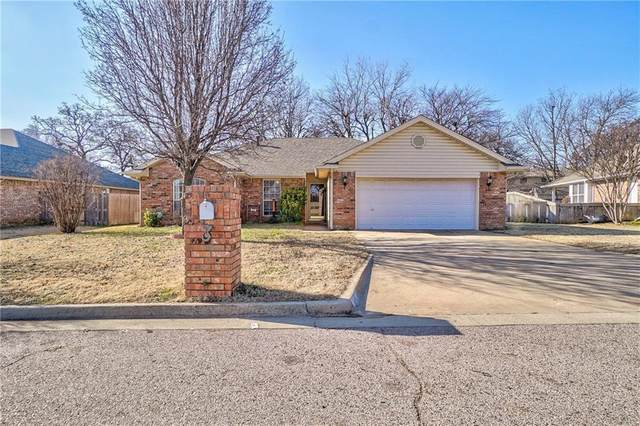 3 Larkins Place, Shawnee, OK 74801 (MLS #940956) :: Homestead & Co