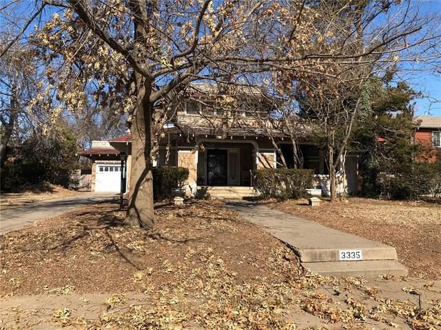 3335 NW 19th Street, Oklahoma City, OK 73107 (MLS #940957) :: Homestead & Co