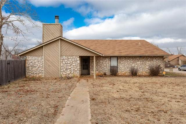 1733 Crest Circle, Midwest City, OK 73130 (MLS #940964) :: Homestead & Co