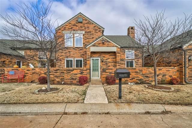 11809 Springhollow Road, Oklahoma City, OK 73120 (MLS #940975) :: Homestead & Co