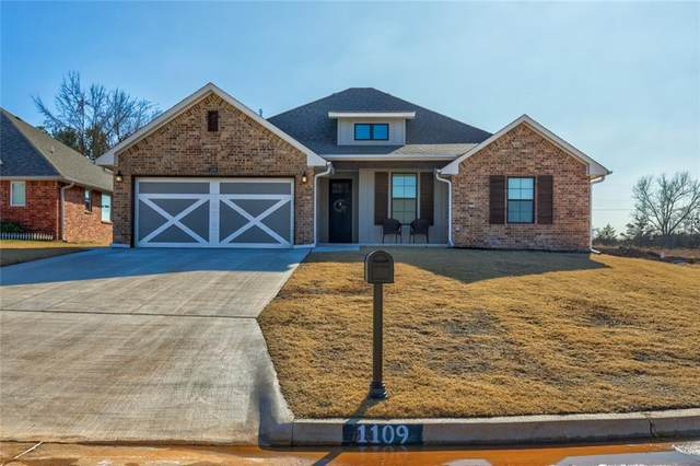 1109 Adeline Drive, Shawnee, OK 74804 (MLS #940986) :: Homestead & Co