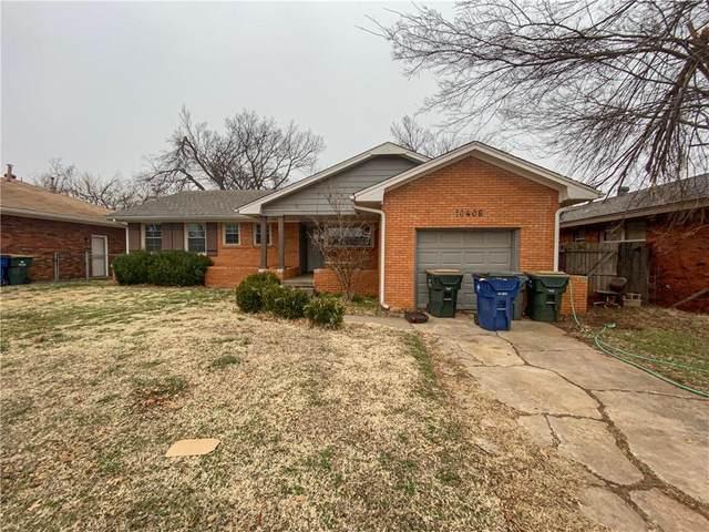 10409 Whitehaven Road, Oklahoma City, OK 73120 (MLS #940989) :: Homestead & Co
