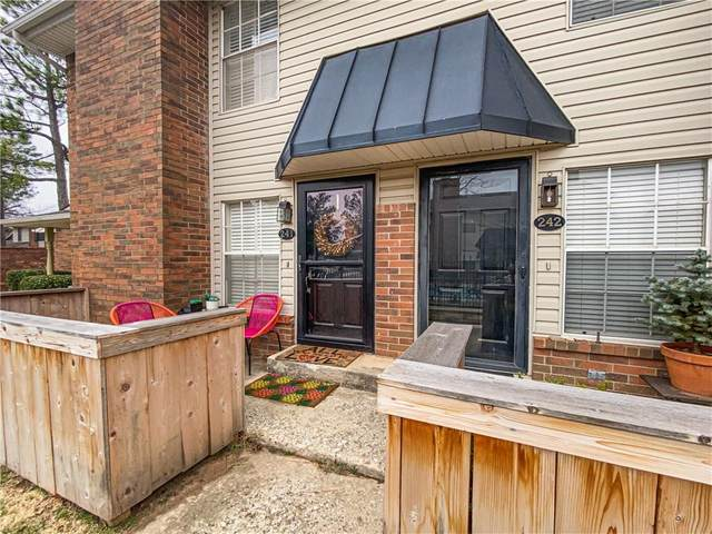 3200 W Britton Road #241, Oklahoma City, OK 73120 (MLS #940996) :: Homestead & Co