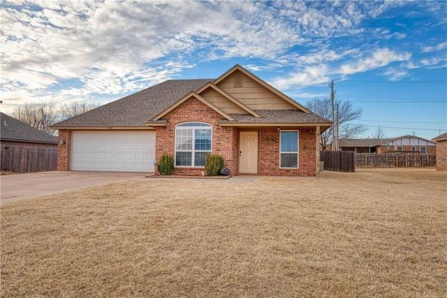 109 Gambel Lane, Elk City, OK 73644 (MLS #941008) :: ClearPoint Realty