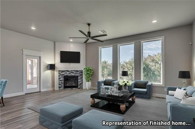 7313 NW 159th Terrace, Edmond, OK 73013 (MLS #941028) :: Homestead & Co