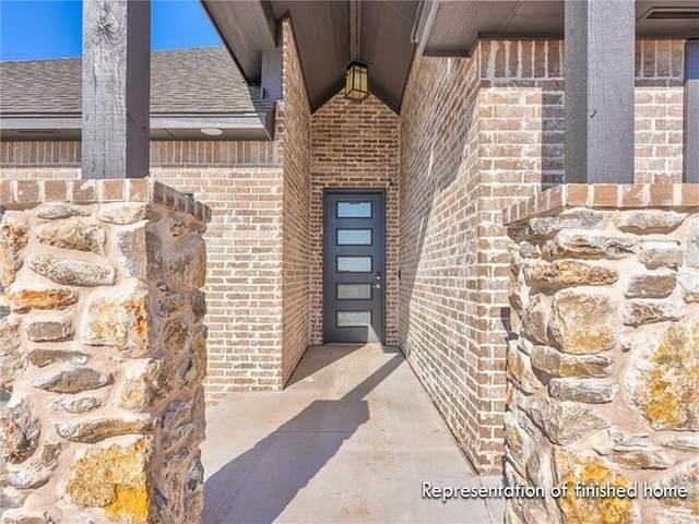 8221 NW 151st Terrace, Edmond, OK 73013 (MLS #941029) :: Homestead & Co