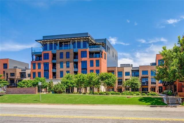 301 NE 4th Street #11, Oklahoma City, OK 73104 (MLS #941047) :: ClearPoint Realty