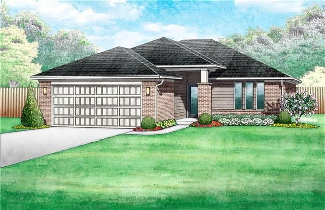 15729 Bennett Drive, Edmond, OK 73013 (MLS #941059) :: Homestead & Co