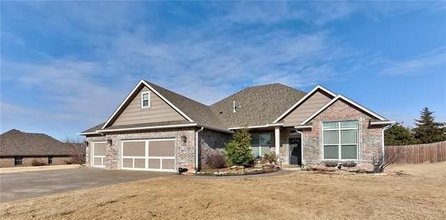 341 Prairie Run, Edmond, OK 73034 (MLS #941077) :: Homestead & Co