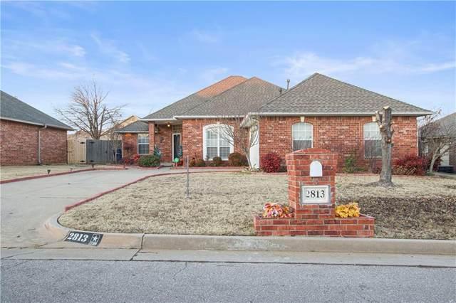 2813 SW 107th Street, Oklahoma City, OK 73170 (MLS #941081) :: Homestead & Co