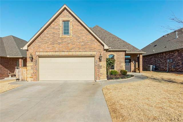7117 NW 152nd Street, Edmond, OK 73013 (MLS #941084) :: ClearPoint Realty