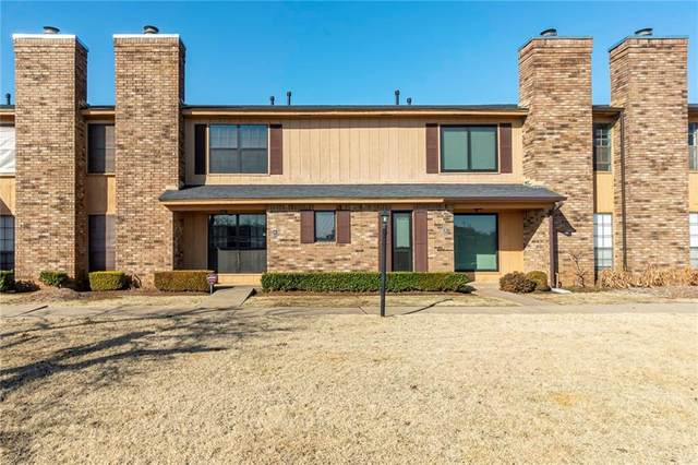814 Two Forty Place, Oklahoma City, OK 73139 (MLS #941091) :: ClearPoint Realty