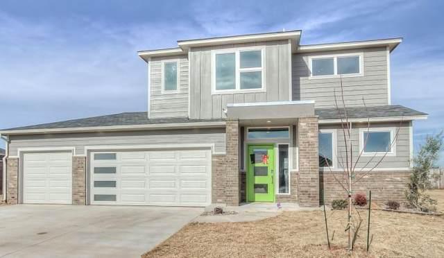 8204 NW 151 Terrace, Edmond, OK 73013 (MLS #941096) :: Homestead & Co