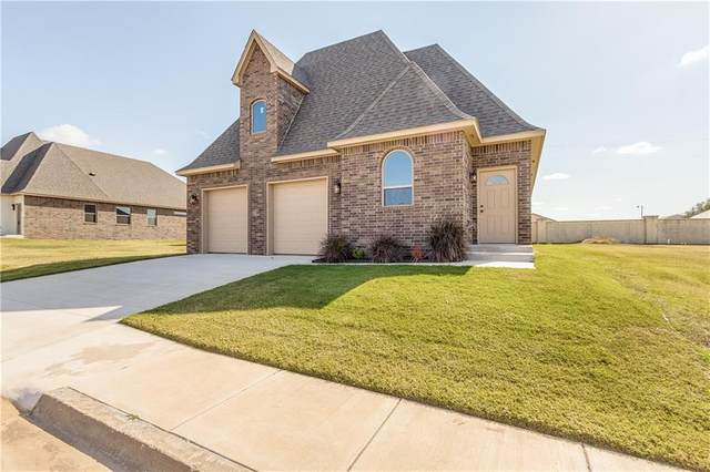 807 Venice Court, Kingfisher, OK 73750 (MLS #941109) :: KG Realty