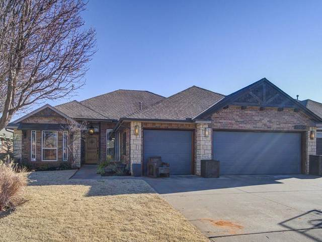 13804 Korbyn Drive, Yukon, OK 73099 (MLS #941119) :: Homestead & Co