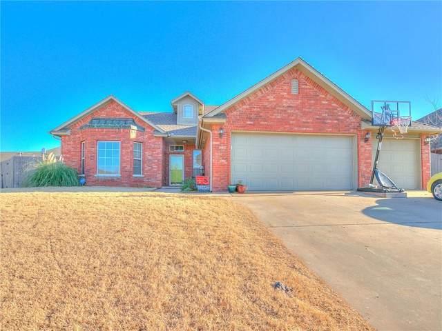 3800 Mackenzie Drive, Moore, OK 73160 (MLS #941133) :: Homestead & Co