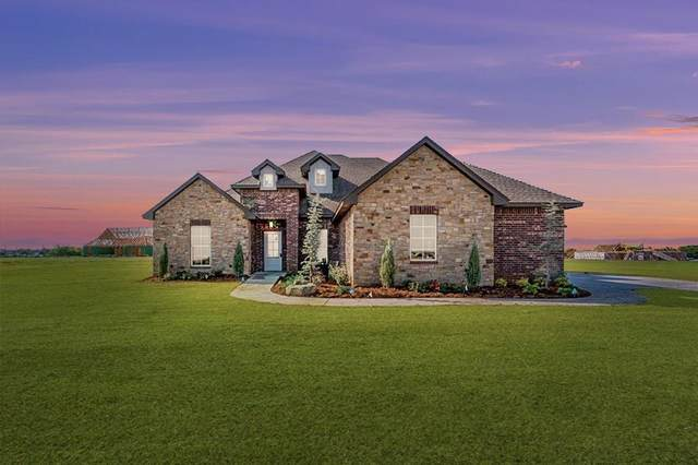 10043 Woodland Way, Edmond, OK 73025 (MLS #941141) :: Homestead & Co