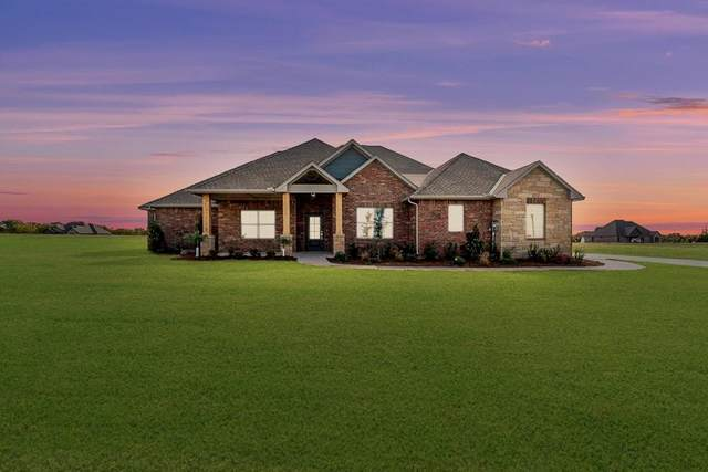 10071 Woodland Way, Edmond, OK 73025 (MLS #941145) :: Homestead & Co