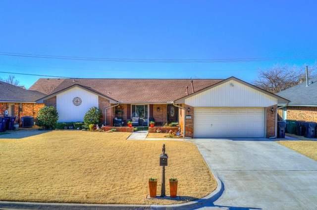 11805 Sylvester Drive, Oklahoma City, OK 73162 (MLS #941150) :: Homestead & Co
