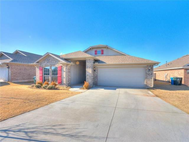 2215 Champoli Drive, Choctaw, OK 73020 (MLS #941189) :: Homestead & Co