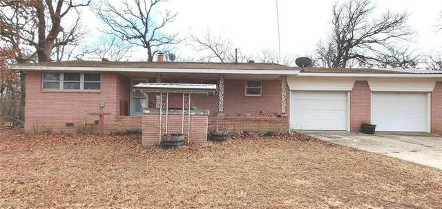 45 Post Office Lane, Shawnee, OK 74801 (MLS #941193) :: Homestead & Co