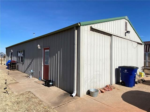 4314 Davis Road, Guthrie, OK 73044 (MLS #941209) :: Erhardt Group at Keller Williams Mulinix OKC
