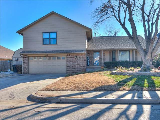 148 E Vail Drive, Yukon, OK 73099 (MLS #941215) :: Homestead & Co