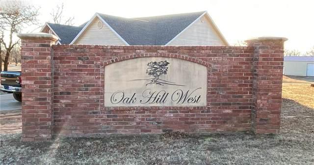 64 Lots Oak Hill West Addition, Tecumseh, OK 74873 (MLS #941218) :: Homestead & Co