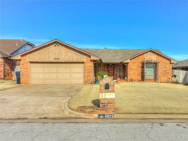 4925 SE 58th Street, Oklahoma City, OK 73135 (MLS #941221) :: Homestead & Co