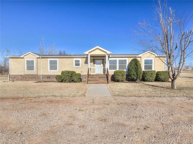 1036 County Street 2937, Tuttle, OK 73089 (MLS #941226) :: Erhardt Group at Keller Williams Mulinix OKC