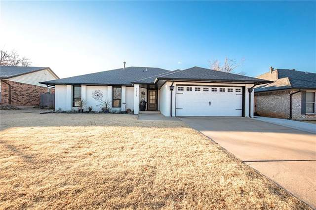 7828 NW 84th Street, Oklahoma City, OK 73132 (MLS #941248) :: The UB Home Team at Whittington Realty