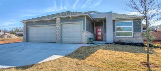 8208 NW 151 Terrace, Edmond, OK 73013 (MLS #941249) :: KG Realty