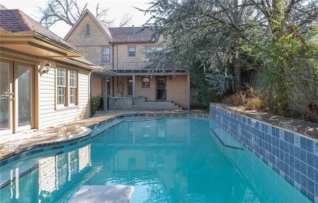 835 NW 40th Street, Oklahoma City, OK 73118 (MLS #941257) :: The UB Home Team at Whittington Realty