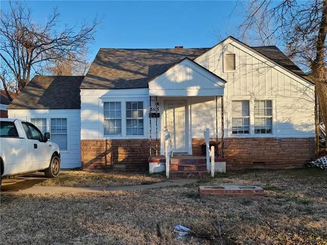3113 NW 28th Street, Oklahoma City, OK 73107 (MLS #941260) :: Homestead & Co