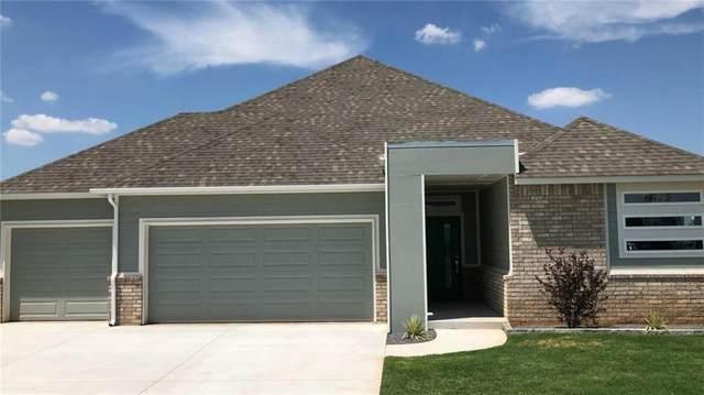 8212 NW 151 Terrace, Edmond, OK 73013 (MLS #941266) :: The UB Home Team at Whittington Realty