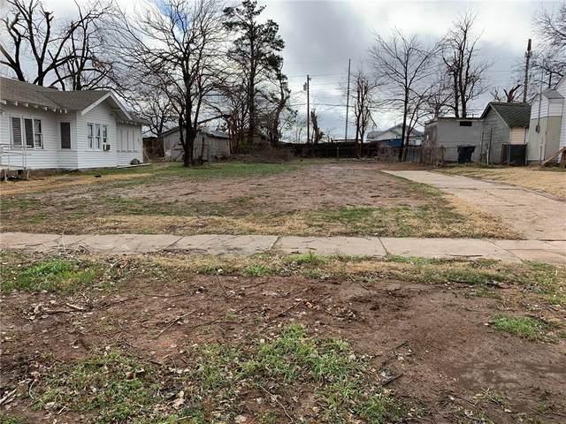 2136 W Park Place, Oklahoma City, OK 73107 (MLS #941289) :: Homestead & Co
