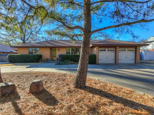 334 Foreman Avenue, Norman, OK 73069 (MLS #941304) :: The UB Home Team at Whittington Realty