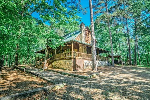 19 Steelhead Bay Lane, Broken Bow, OK 74728 (MLS #941309) :: Homestead & Co