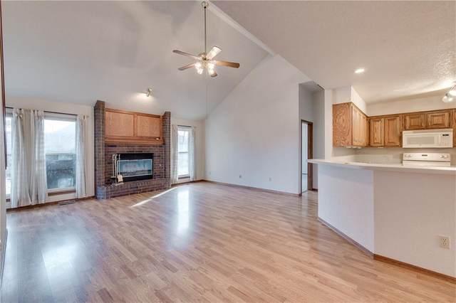 316 Longhorn Drive, Edmond, OK 73003 (MLS #941316) :: Homestead & Co