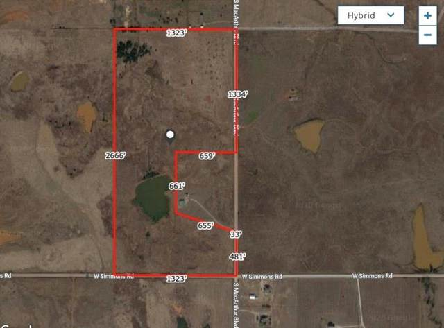0000000 Macarthur & Simmons Road, Guthrie, OK 73044 (MLS #941319) :: Homestead & Co