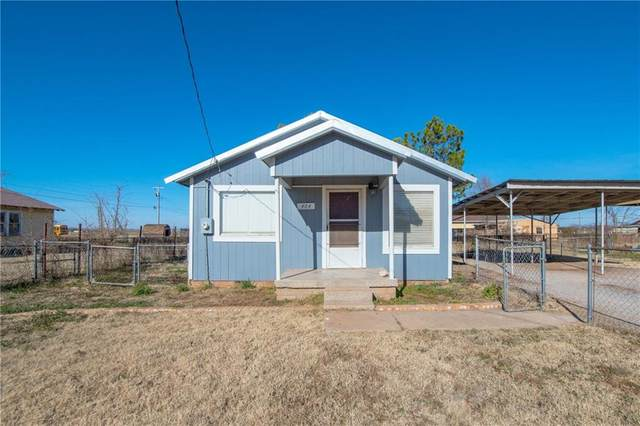 404 1st Street, Maysville, OK 73057 (MLS #941320) :: Your H.O.M.E. Team